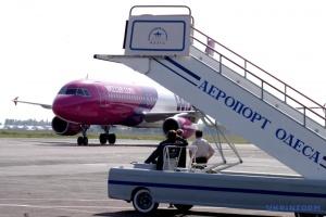 Аэропорт Одессы закрыли до вечера из-за аварии самолета Turkish Airlines