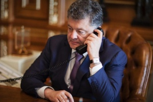 Poroshenko, Nazarbayev discuss Ukraine-Kazakhstan relations