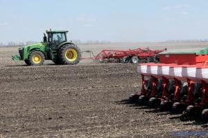 В Україні посіяли вже понад 2 мільйони гектарів ранніх ярих зернових