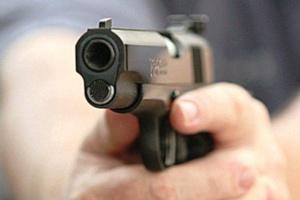 У центрі Києва стріляли у чоловіка