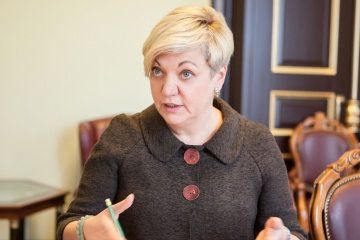 """Hontarewa powiedziała, że PrivatBank był piramidą, gorszą niż """"MMM"""""""