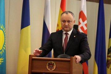 Додон призвал пересмотреть украинский Закон «Об образовании»