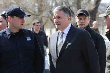 Avakov opens modernized Interior Ministry's forensic science center in Luhansk region