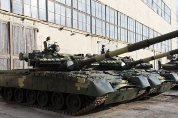 El ejército ucraniano obtiene 16 tanques, cinco TBP