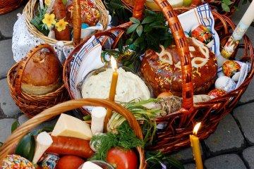 今日は東方典礼キリスト教徒の復活祭