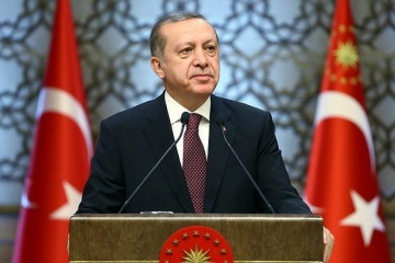 Turkey to continue supporting Ukraine's territorial integrity and sovereignty – Erdoğan