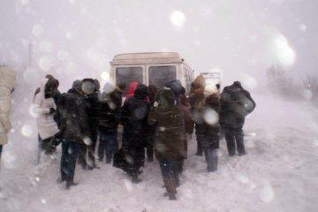 Непогода в Одесской области: за сутки спасли более трехсот человек