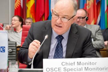 OSCE: Dans le Donbass, plus de cinquante civils ont été tués par des mines en deux ans