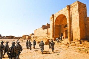 Иракская армия выбила ИГИЛ из древнего города