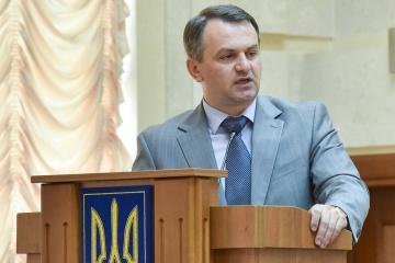 Synyutka congratulates Sadovyi on winning Lviv mayoral election