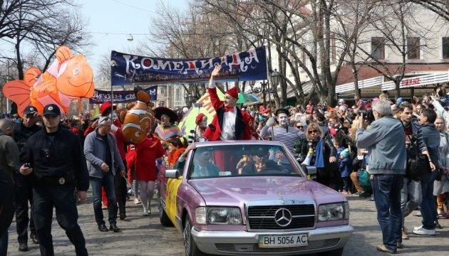 Гуморина в Одесі: