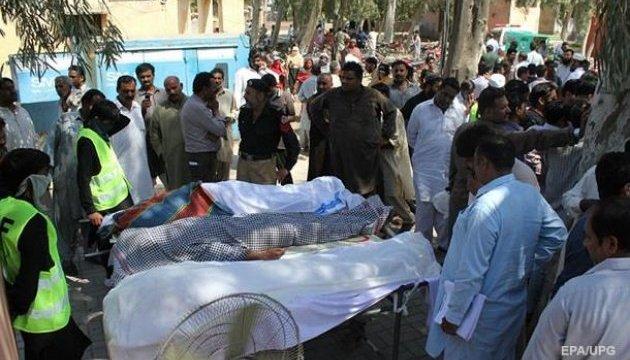 У Пакистані доглядач храму катував та вбив 20 парафіян