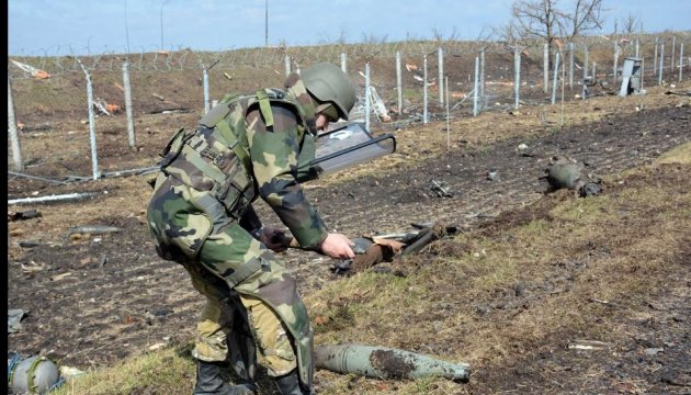 Emergency Service: 118 explosive devices detected in Donetsk region