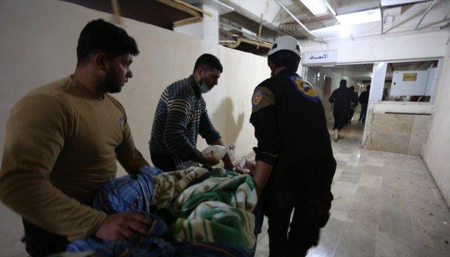 США звинуватили Асада в застосуванні хімзброї проти мирних людей