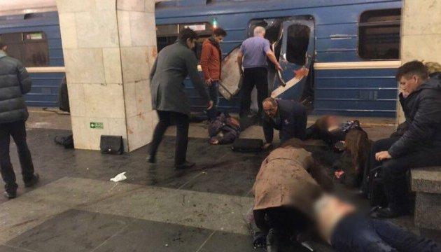 Теракт у Пітері: даних про постраждалих українців немає - МЗС