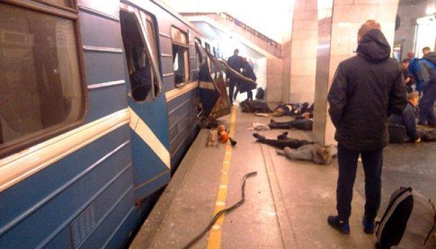 Затриманий організатор теракту у Петербурзі визнав провину