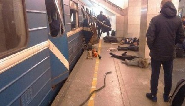 МОЗ РФ: у лікарні померли ще дві жертви теракту в метро