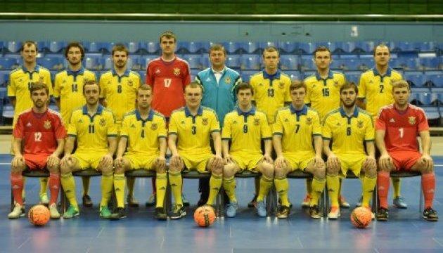 Збірна України з футзалу почала підготовку до домашнього відбору на Євро-2018