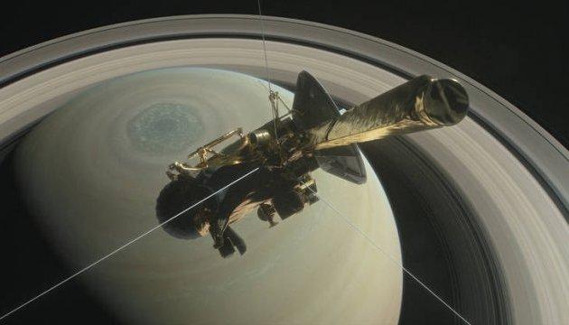 NASA показало останні хвилини Cassini