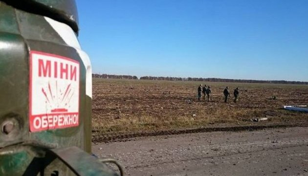 Emergency Service: 3,056 explosive devices disposed near Kalynivka