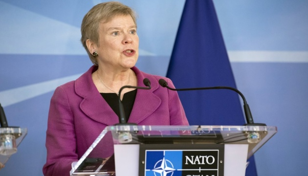 Rose Gottemoeller: 700 Ukrainian military doctors completed special NATO training program