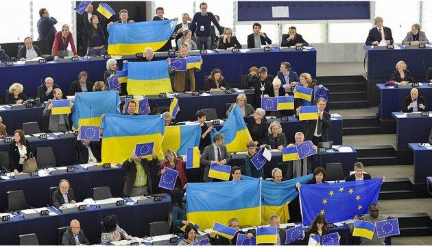 Ukraine expects European Parliament to abolish visa regime today