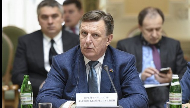 Latvian businessmen interested in working in Ukraine – PM Kučinskis