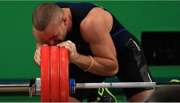 Олександр Пєлєшенко – чемпіон Європи з важкої атлетики!