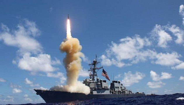 Ракетний удар США: Спостерігачі заявляють про загибель чотирьох бійців Асада