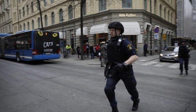 Теракт у Стокгольмі: поліція підтвердила затримання водія вантажівки