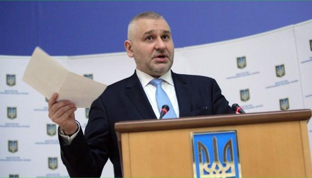 Сущенко писатиме листи високопоставленим особам різних країн
