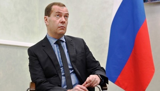 Медведєв анонсував санкції проти