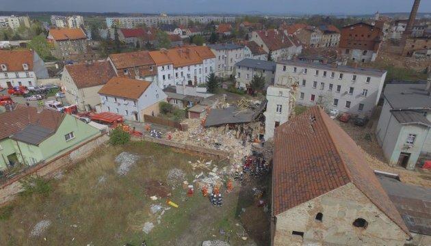 Обвал будинку в Польщі: загинули щонайменше три людини