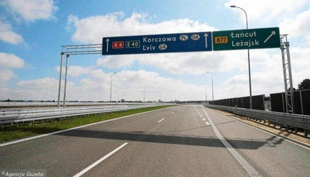 ЄС виділить Польщі 235 млн євро на будівництво доріг