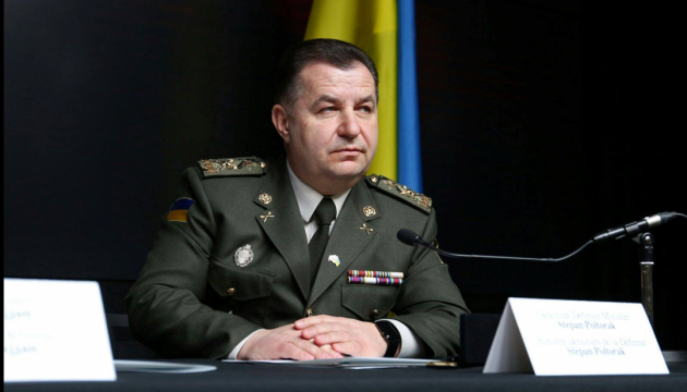 Defense Ministry ready to cooperate with OSCE SMM – Poltorak