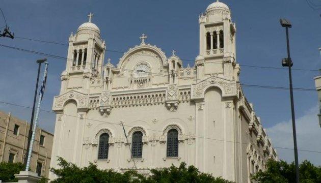 В Єгипті біля Александрійського собору прогримів вибух - ЗМІ