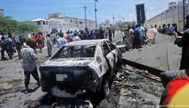 У Сомалі вибухнула автівка, шестеро загиблих