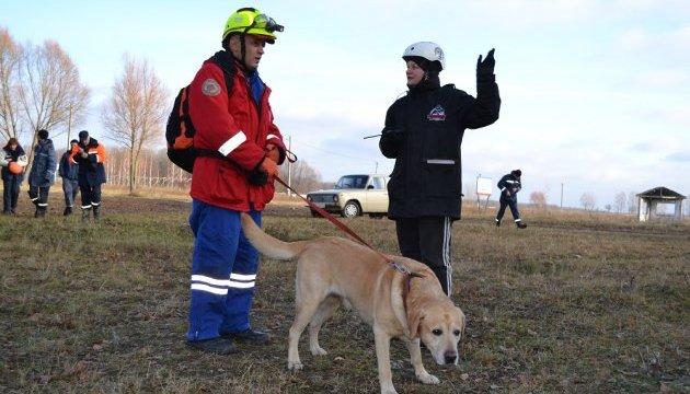 У Павлограді пройшли національні змагання собак-рятувальників