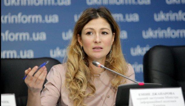 Джапарова розповіла про міжнародну платформу з деокупації Криму