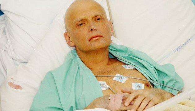 У Британії знімуть серіал про отруєння Литвиненка