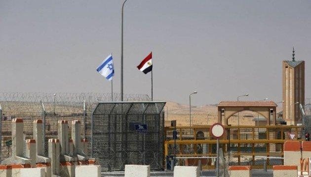 Ізраїль закрив кордон з Єгиптом через можливі теракти