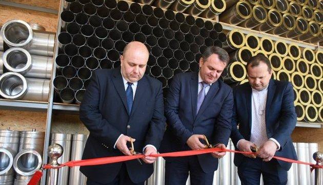 За гроші українських інвесторів на Львівщині запустили потужний завод
