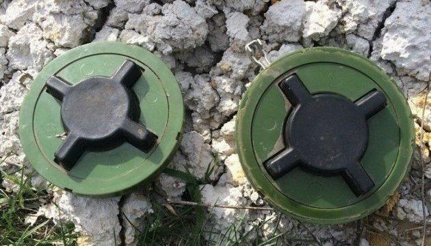 У зоні АТО вилучили російські боєприпаси