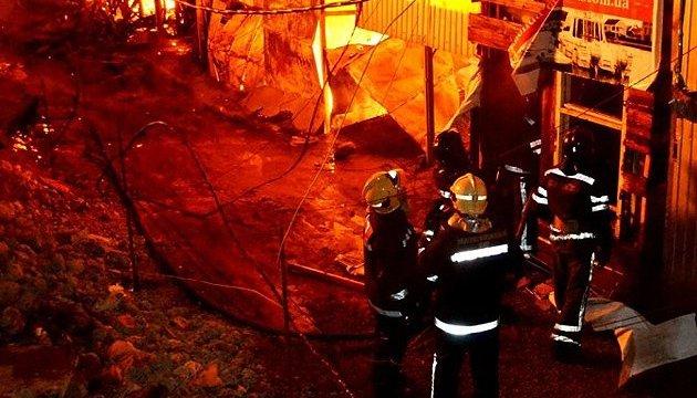 Hotelbrand in Odessa: Drei Versionen genannt