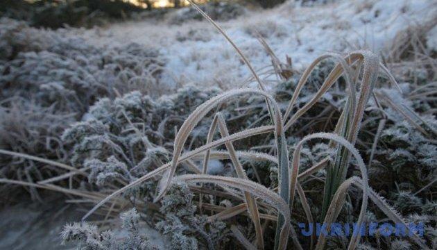 Эксперт прогнозирует до 12° мороза уже в октябре