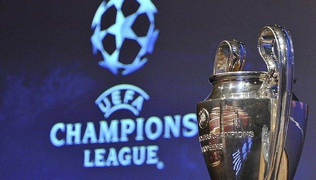 Определились все участники группового этапа Лиги чемпионов УЕФА