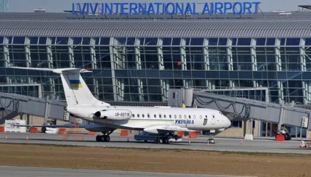 Lviv International Airport sees a 52% rise in passenger flow in Q1 2017