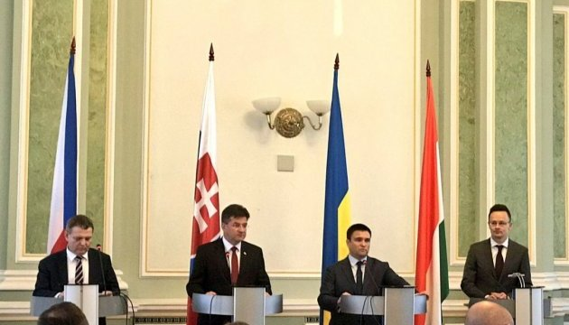 Глави МЗС Словаччини і Чехії: треба виконувати