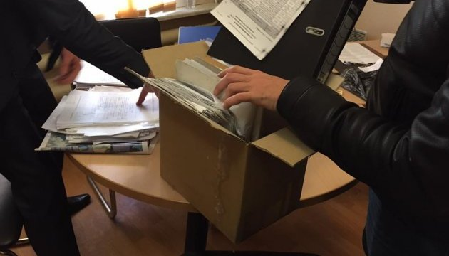 Нацполіція вилучає документи у двох благодійних фондах