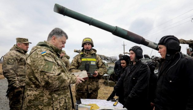 President: Ukraine lost 2,652 soldiers in Donbas